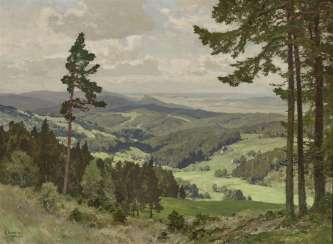 Edward Harrison Compton, Far View