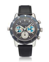 HEUER, RETAILED BY ABERCROMBIE & FITCH, SEAFARER, REF. 2446 SF