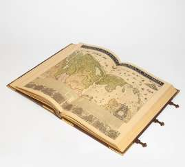 Facsimile of the Atlas of the Great Elector