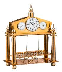 """Rolling Ball Clock"" by Sir William Congreve"