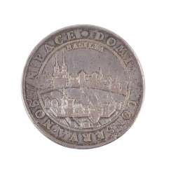 City of Basel, double Thaler without indicating the year (to 1740),