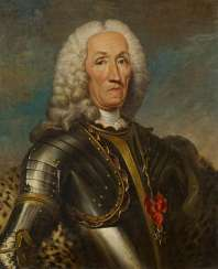 Portrait of a Knight of the Order of Saint-Louis