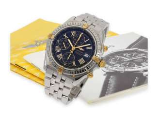 Wrist watch: high quality, Breitling Chronograph, Chronometer