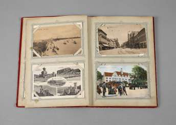 Small Postcard Album, Germany