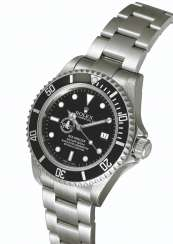 ROLEX, LIMITED EDITION STEEL SUBMARINER , REF, 16600 - MADE FOR THE 50TH ANNIVERSARY OF THE SOMMOZZATORI OF ITALY'S POLIZIA DI STATO