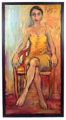 Lady on chair - Zepnik, Regina 2008