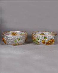 A couple of bowls France, beginning of XX century