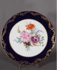Germany, Royal porcelain manufactory (KPM), the beginning of XX century