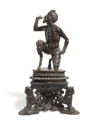 ATTRIBUTED TO SEVERO DA RAVENNA (THE SATYR), EARLY 16TH CENTURY AND CIRCA 1600