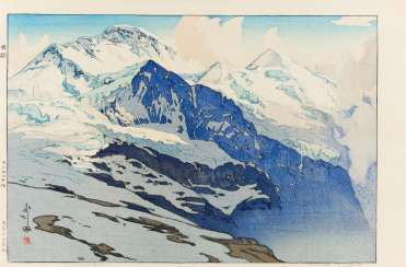 At The Age Of About (1876 - 1950). Jungfrau
