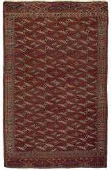 Antique Yomud rug