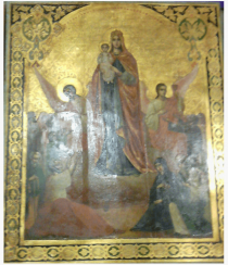 Icon mother of God 19 century