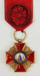 Russia: order of St. Anna, 2. Model (1810-1917), 3. Class.