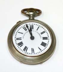 Patriotic pocket watch
