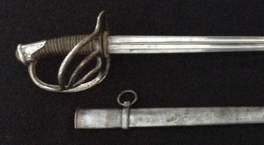 Saber (broadsword) French