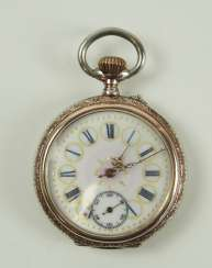 Pocket watch SILVER.
