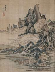 In the style of Wang Hui (1632-1717)