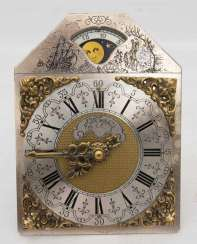 CLOCK WITH BELL STRIKE MOVEMENT