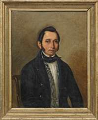 German portrait painter of the Biedermeier period