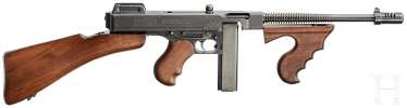 Thompson Modell 1927 A 1 Semi-Automatic, Commercial