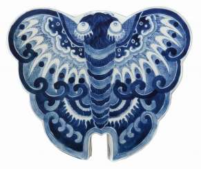 Lidded box as a butterfly China