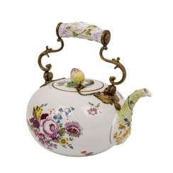 Probably VIENNA, early teapot, end of 18th / beginning 19th century