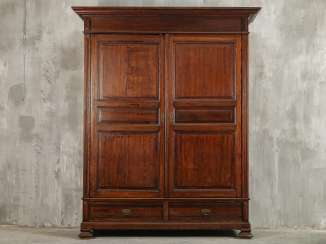 Antique huge wardrobe