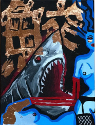 Shark and prostitutes