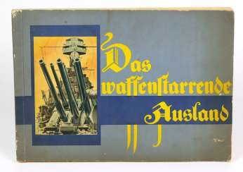 Cigarette Album * The Arms Rigid Abroad *