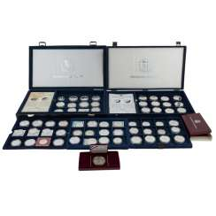 Olympic games 1988 - collection in two special boxes,