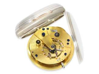 Pocket watch: major Charles Frodsham observation Chronometer best quality
