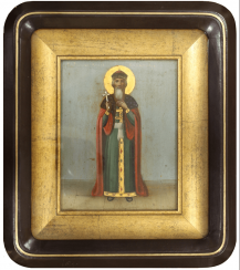 The image of the Holy Great Prince Vladimir