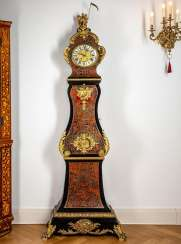 Boulle clock in the Louis XIV style,