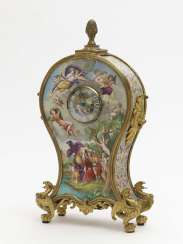 Table clock, Vienna, around 1840/1850