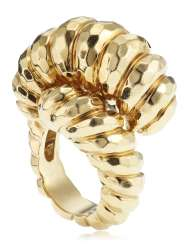 HENRY DUNAY GOLD RING
