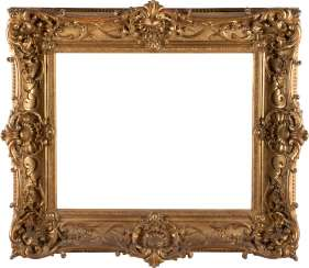 MAGNIFICENT FRAME IN BAROQUE STYLE