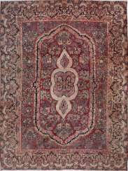 One of the great old Sarouk carpet