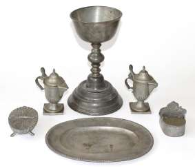Church utensils tin