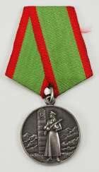 Soviet Union: medal for the protection of the state borders of the USSR.