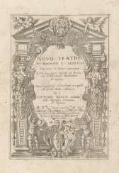 ZONCA Vittorio (1568-1602) - Novo teatro di machine et Edificii Per varie et sicure operationi co' le loro figure tagliate in Rame