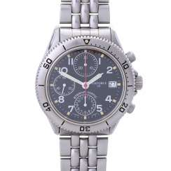 ETERNA Airforce III Pulsometer Chronograph, Ref. 8408-41.