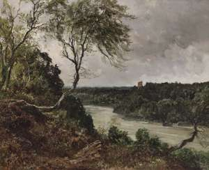 On the Isar near Grünwald