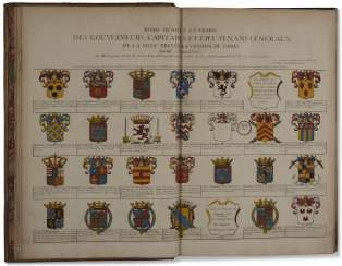 Heraldry of the City of Paris