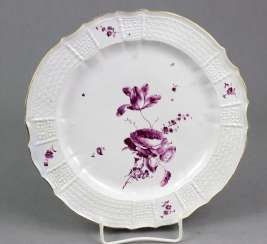 Highest Museum quality plate of around 1750