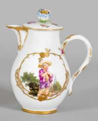 Small jug with children's motifs