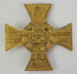 Lippe-Detmold: War Cross of Honor for heroic deed.