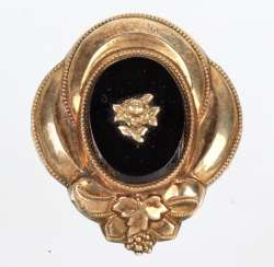 Biedermeier brooch / trailer