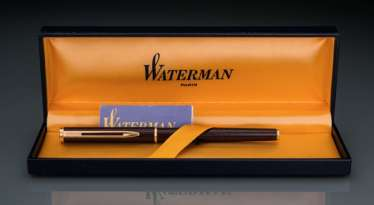 Waterman Paris pen, 18K gold NIB