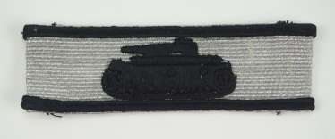 Special badge for fighting armored vehicles by lone fighters - embroidered version.
