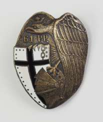 Poland: badge of the 61. Infantry Regiment.